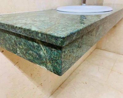 Baño verde rb marmol (3)